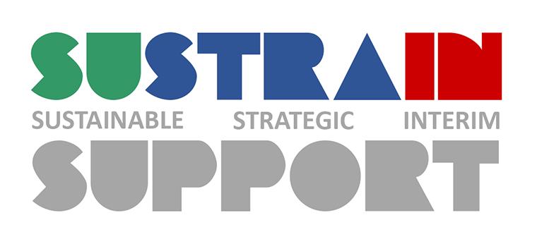 SUSTRAIN SUPPORT - LOGO